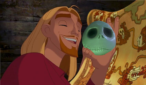 """Alas, Poor Yorick!"""