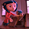 Coraline चित्र possibly with a living room entitled ★ Coraline ☆
