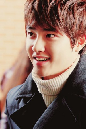 ♥ D.O, Why anda sooo CUTE?! ♥