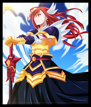 ~Fairy Tail♥(Erza)