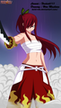 ~Fairy Tail♥(Erza) - fairy-tail fan art
