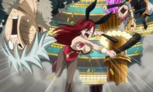 ღ•*Fairy Tail x Rave master♥(Ova 6)