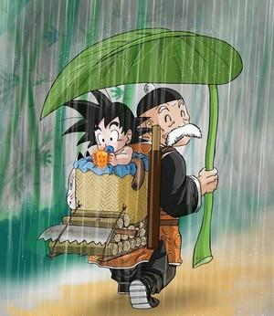 *Goku*