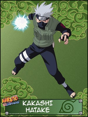*Kakashi Sensei*