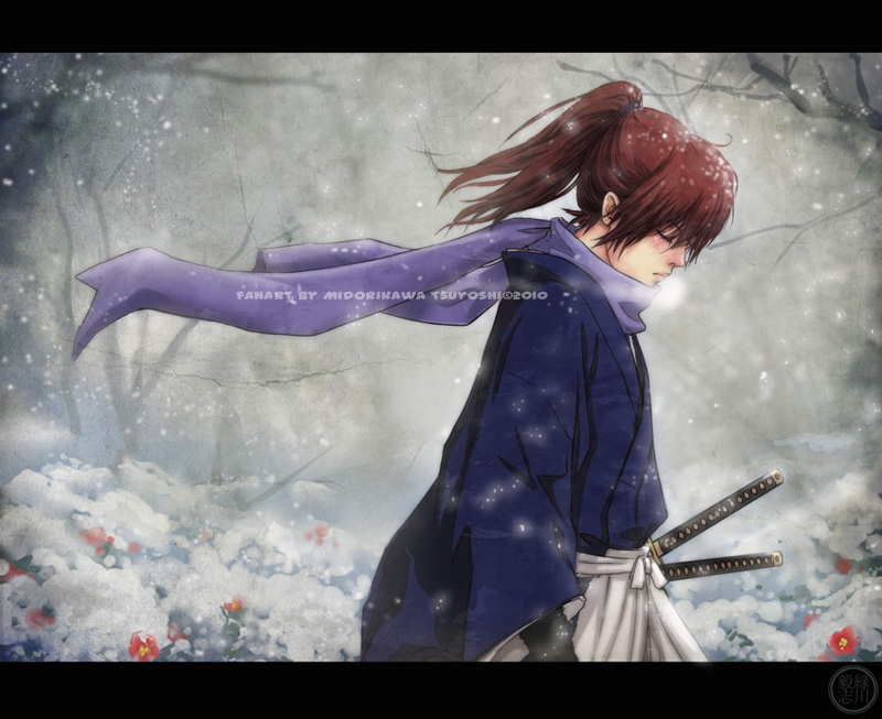 kenshin himura wallpaper - photo #24