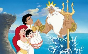 """Little Mermaid 2: Return To The Sea"""