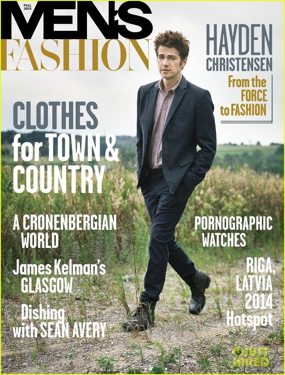 39 Men 39 S Fashion 39 Fall 2013 Issue Hayden Christensen Photo 35617389 Fanpop
