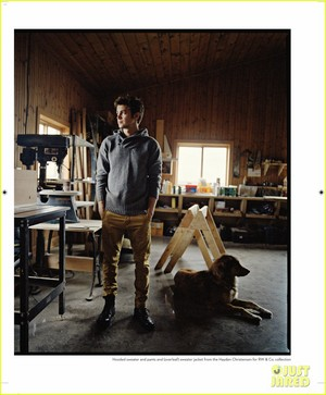 'Men's Fashion' Fall 2013 Issue