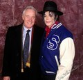 Michael And Jack Lemmon - michael-jackson photo