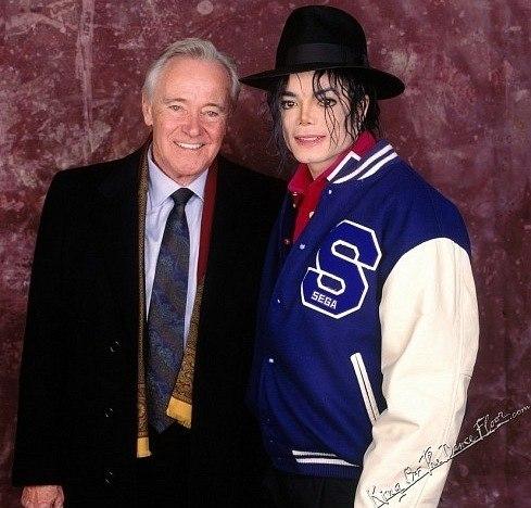 Michael And Jack Lemmon