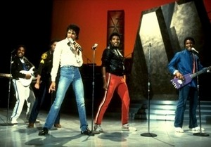 """Motown 25"" Rehearsal Back In 1983"