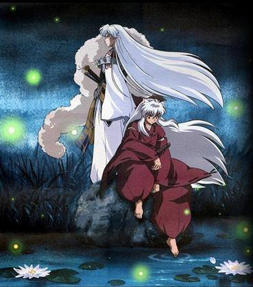 Inuyasha wallpaper entitled *Sesshomaru*