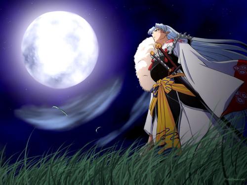 Sesshomaru fondo de pantalla titled *Sesshomaru*