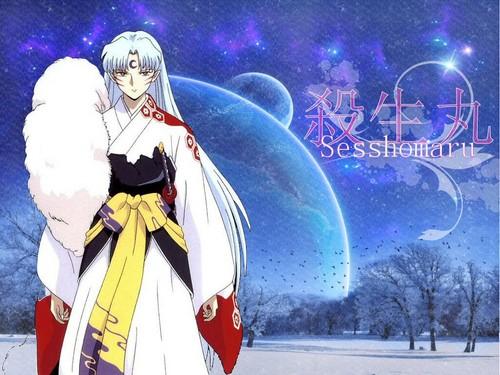 Sesshomaru fondo de pantalla entitled *Sesshomaru*