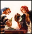 *Shanks & Buggy* - one-piece photo