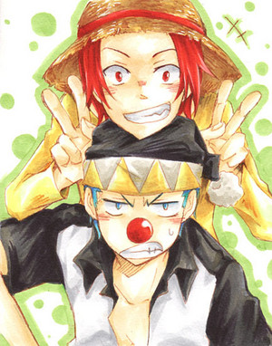 *Shanks & Buggy*