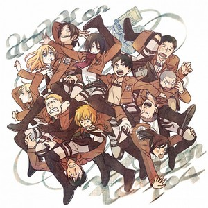 ☤SnK☤(104th Trainees Squad)