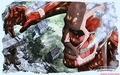☤SnK☤(Attack on Titan) - shingeki-no-kyojin-attack-on-titan wallpaper