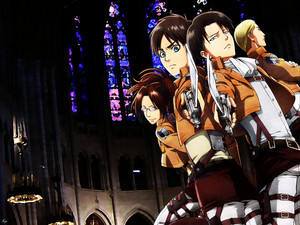 ☤SnK☤(Attack on Titan)