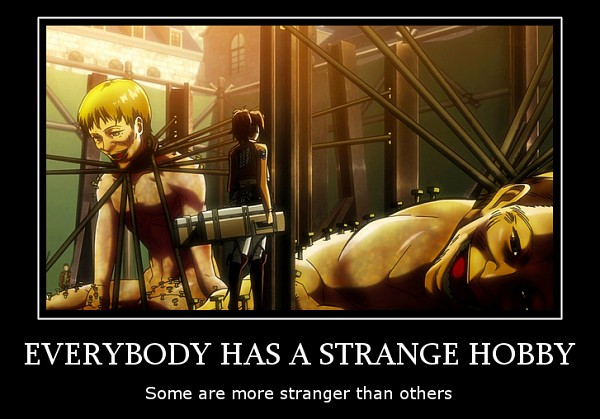 ☤SnK☤(Demotivational Posters)