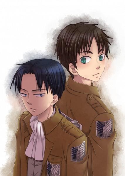 ☤SnK☤(Eren & Levi)