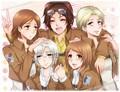☤SnK☤(Girls)