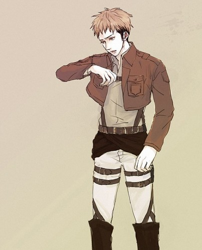 Shingeki no Kyojin (Attack on Titan) Hintergrund entitled ☤SnK☤(Jean)