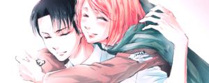 ☤SnK☤(Levi & Petra)
