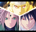 *Team 7* - naruto-shippuuden photo