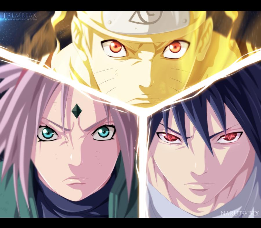 Naruto ShippuudenNaruto Shippuden Team 7 Assemble