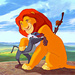 """""""The Lion King"""" - the-lion-king icon"""