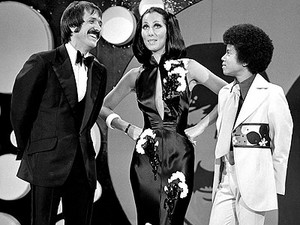 """The Sonny And Cher Comedy Hour"" Back In 1972"