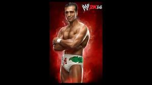 WWE 2K14 - Alberto Del Rio