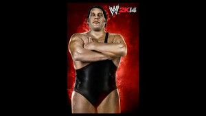 WWE 2K14 - Andre the Giant