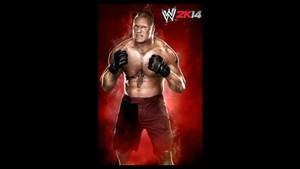 wwe 2K14 - Brock Lesnar