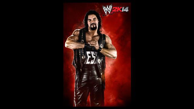WWE 2K14 - Diesel