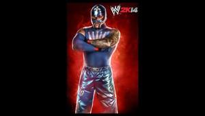 wwe 2K14 - Rey Mysterio