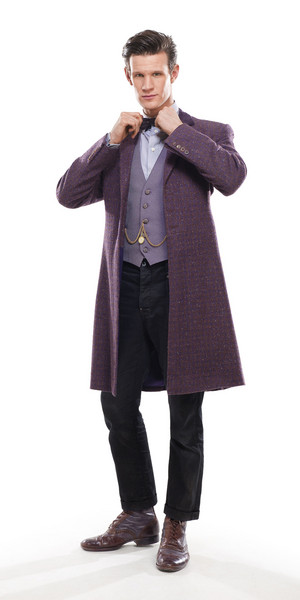 11th Doctor Outfits :)