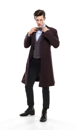 Doctor Who wallpaper with a well dressed person and a business suit called 11th Doctor Outfits :)