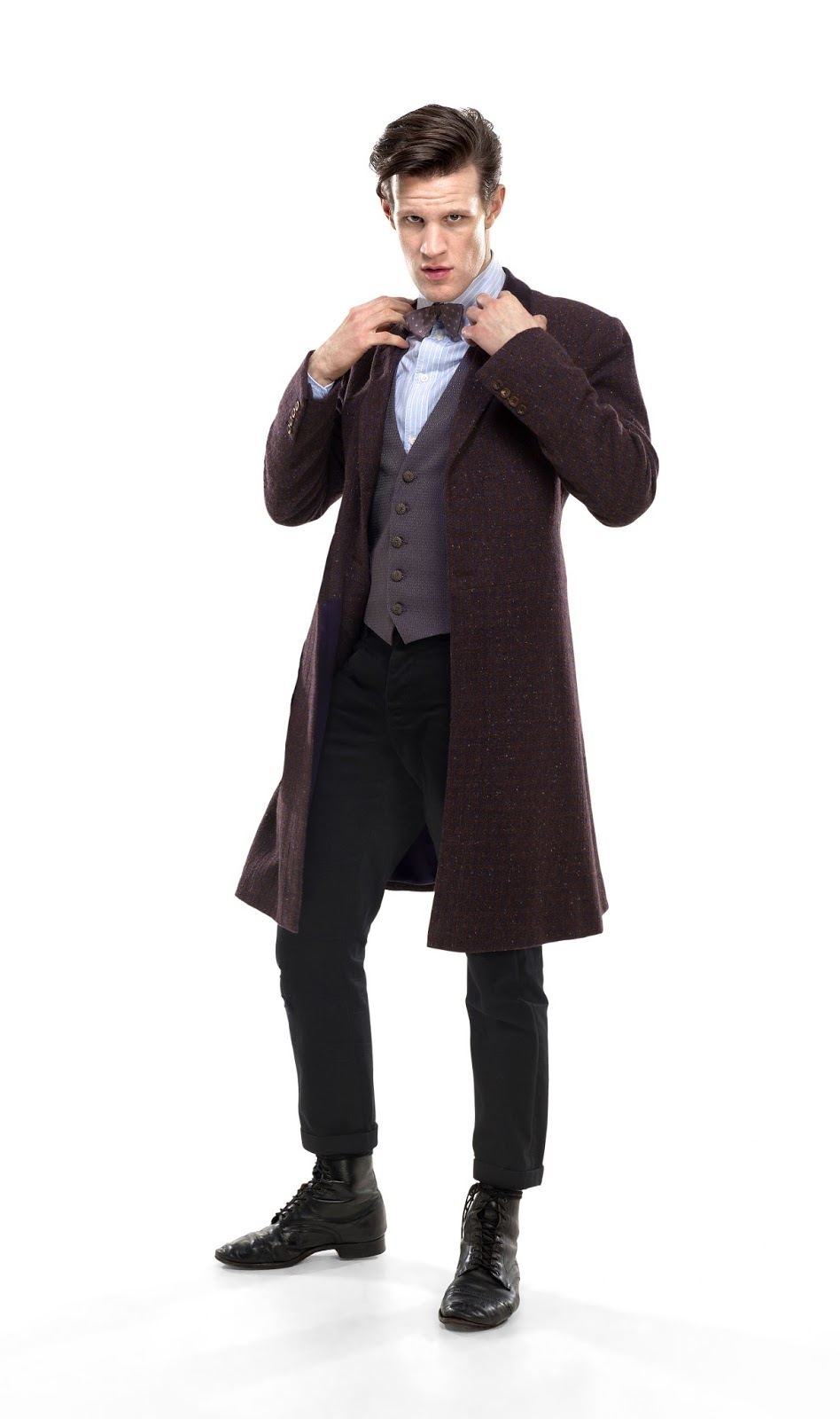 11th Doctor Outfits :) - Doctor Who Photo (35669481) - Fanpop