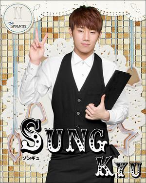130922 Sunggyu – K-stars Wonderland screencaps