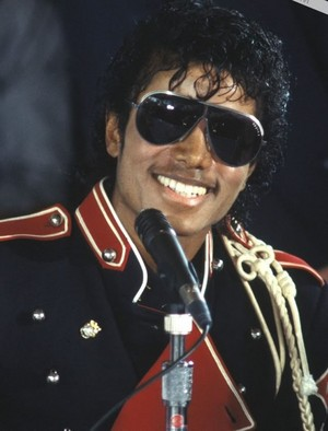 1983 Press Conference In Support Of Victory Tour