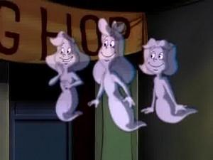3 Ghost Girls