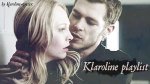 A Klaroline playlist sejak klaroline-eyesex