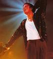 "A Live Performance Of ""Billie Jean"" - michael-jackson photo"