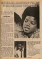 A Magazine Article Pertaining To Michael - michael-jackson photo
