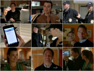 "A Tony and Ziva look back to Season 10: S10E08 - ""Gone"""
