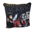 A Vintage Michael Jackson Throw Pillow - michael-jackson photo