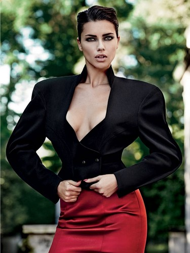 adriana lima wallpaper with a well dressed person titled Adriana Lima