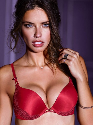 Adriana Lima wallpaper probably with a bikini, a brassiere, and an sollevamento, uplift titled Adriana Lima